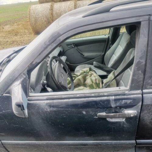 Zatrzymany za kradzież samochodów